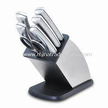 Kitchen Knife Set with Attractive Style, Comes in Latest Design, Easy to Clean