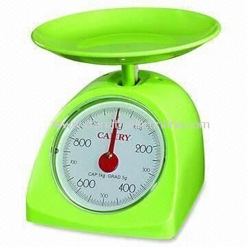 Kitchen Scale with Various Capacities