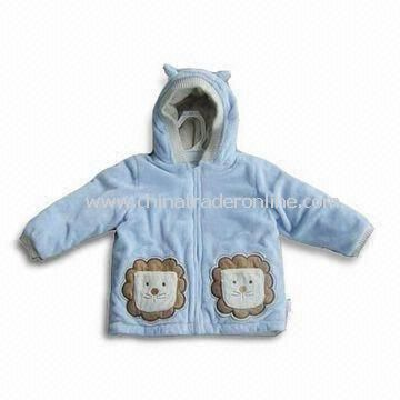 Baby Jacket, Customized Materials, Styles, Colors, Sizes, Logos, and Packaging are Welcome