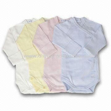 Baby Romper, Available in Various Colors, Suitable for 1 to 2 Years Old from China