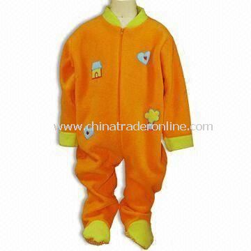 Baby Romper, Customized Colors and Specifications are Accepted from China