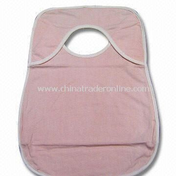 32 x 42cm Organic Cotton Baby Bib with Natural Vegetable Dyeing