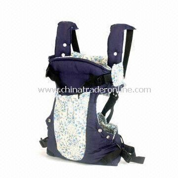 Baby Carrier, Customized Requirements are Accepted, Made of 100% Cotton Materials