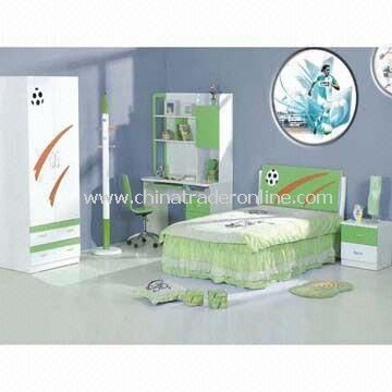 Wooden Furniture, Designed in Vibrant Colors, Suitable For Baby Bedroom
