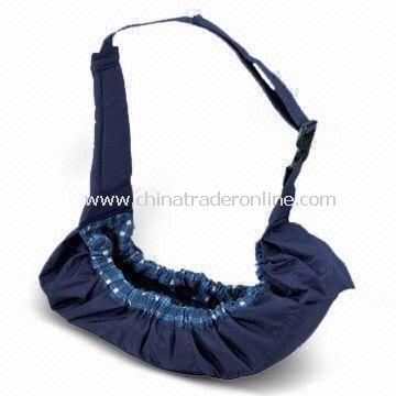 Babies Carrier, Made of TC Fabric, Customized Requirements Accepted