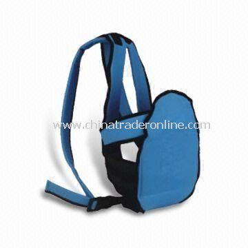 Babies Carriers, Made of Knitted Fabric, DO1 Mesh Materials, Customized Requirements Accepted