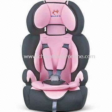 Baby Car Seat, Available in Weight of 9 to 36kg, Suitable for Children