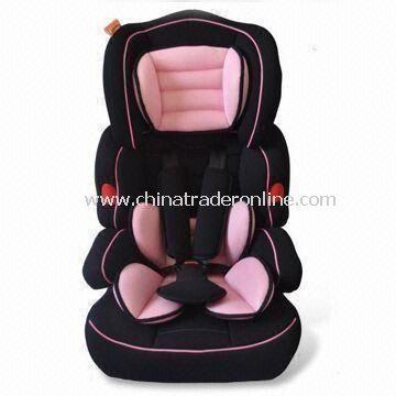 Baby Car Seat, Made of HDPE, Available in Size of 47 x 45 x 72cm