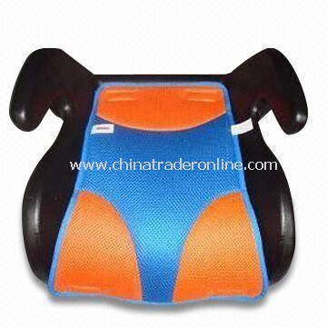 Baby Car Seat, Made of Mesh Cloth and HDPE, Available in Various Colors