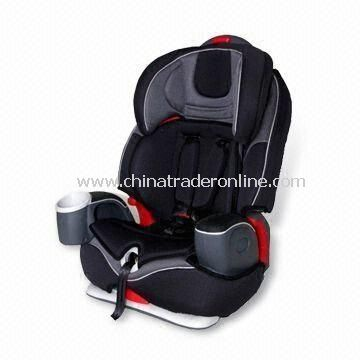 Baby Car Seat with 5 Points Harness, Available in Various Colors and Designs