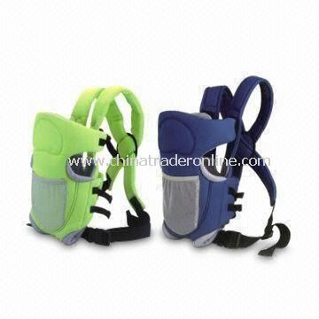 Baby Carrier, Made of D01 Mesh Fabric, Customized Requirements are Welcome from China
