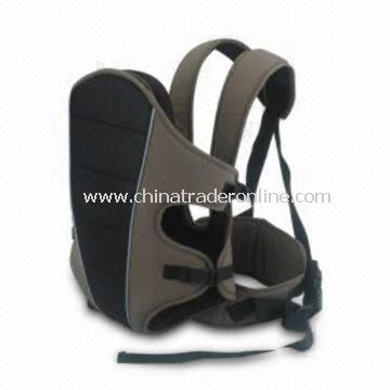 Baby Carrier for One to Two Years Old , Made of Taslon, Customized Requirements are Accepted