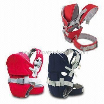 Baby Carriers, Made of Polyester Material, Customized Requirements Accepted