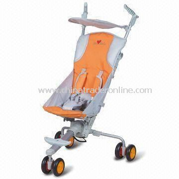 Baby Stroller, Compact Structure, Light and Convenient