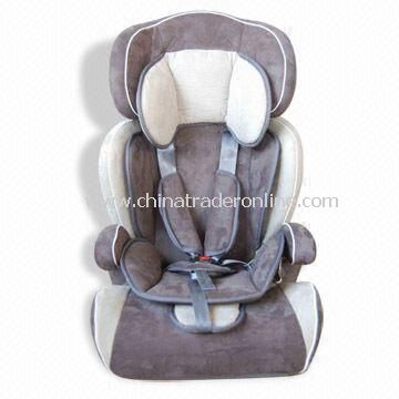 Childrens Car Seat, Suitable for Age of 1 to 12 Years, Safe and Healthy, CE Approved