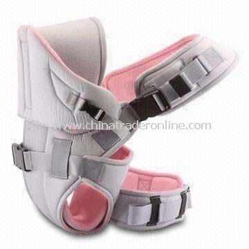 Hot Selling Baby Carrier, Made of Polyester, with Diamond Pattern from China