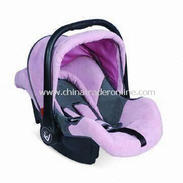 Infant Car Seat, Made of Plush, Easy to Carry