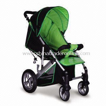 Multifunction Stroller, Aluminum Frame Fabric: 210D+T/C with EN1888, ASTM, CHPA