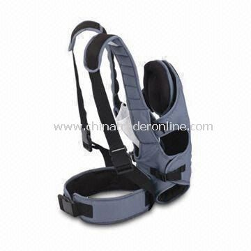 Polyester Baby Carrier with 5 to 12kg from Approximately 3 to 12 Months