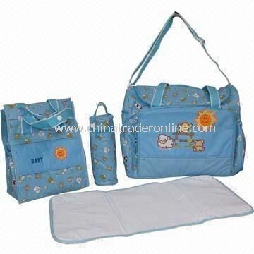 Baby Bag in Size of 38.5 x 21.5 x 29cm from China
