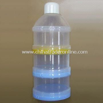 Baby Milk Powder Container, Suitable for Indoor and Outdoor Use, Various Colors are Available