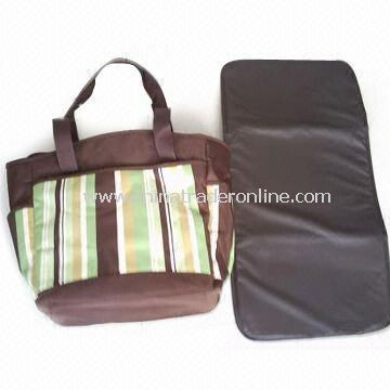 Diaper Bag, Available in Various Styles and Sizes, Convenient to Store Things