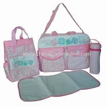 Diaper Bag, Measuring 43 x 13 x 30cm