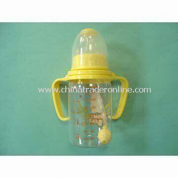 Feeding-bottle with Orthodontic Shape Silicone Nipple