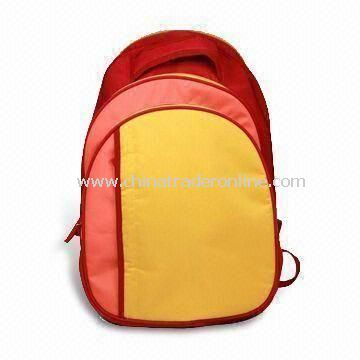Nylon Diaper Bag, ODM and OEM Order Accepted, Measuring 25 x 18 x 40cm from China