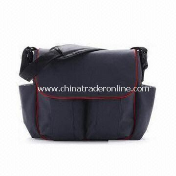 Nylon Diaper Bag with Beautiful Appearance, ODM and OEM Order Accepted