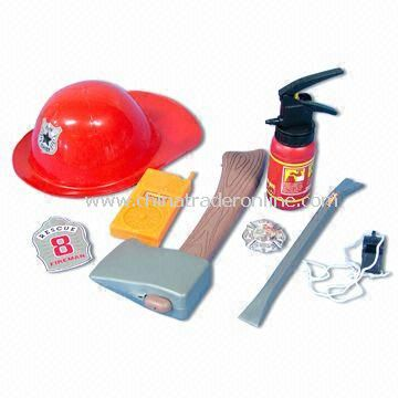 Plastic Toy, Includes Fire Fighting Tool, Various Babys Toy, Kids Gift Available