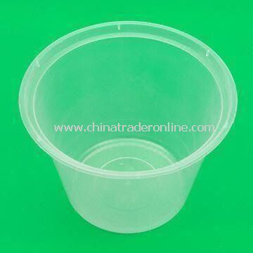 Food Storage Container, Good Strength and Recyclable Features, Suitable for Takeaway Packings