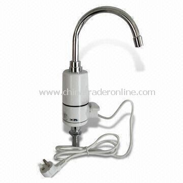 Instant Hot Water Faucet with Side Water Inlet 1-1/4-inch, Used for Kitchen Room