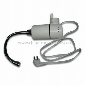 Instant Hot Water Faucet with Side Water Inlet 1-1/4 inch, Used for Kitchen Room/Bathroom