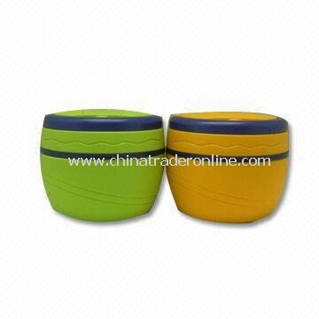 PP Food Container with Capacity of 500mL