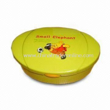 PP Lunch Box with Elephant Design, Customized Designs are Accepted