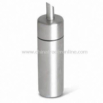Pepper and Salt Mill, Made of 18/8 Stainless Steel, Measures 29 x 29 x 36cm