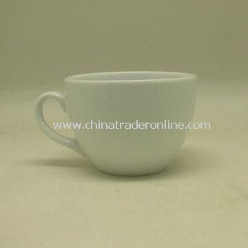 200mL Coffee Cup, Made of Porcelain, Measuring 92 x 70mm