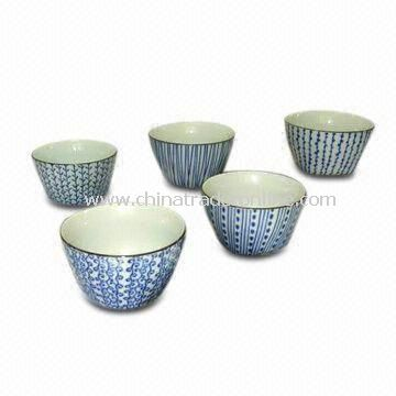 Porcelain Bowls, Used for Hotel and Restaurant