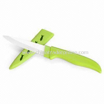 SH Series Ceramic Knife with Sheath, Easy to Paring Fruits and Vegetables