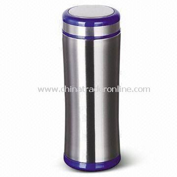 Double Wall Stainless Steel Mug, Available in Capacity of 350ml