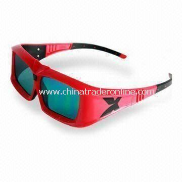 3D Glasses, Can Made a Customers Requests in Shape and Size