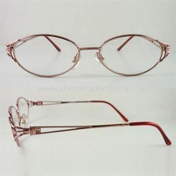 Fashion Metal Reading Glasses