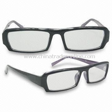 Fashionable Reading Glasses, Saddle Nose Bridge for Extreme Comfort