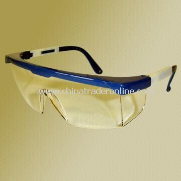 Industrial Safety Glasses with Polycarbonate Frames