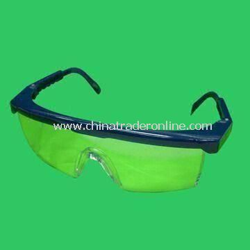 PC Clear Glasses with ABS Frame