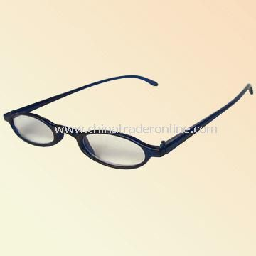 Reading Glasses with Small Plastic Frames