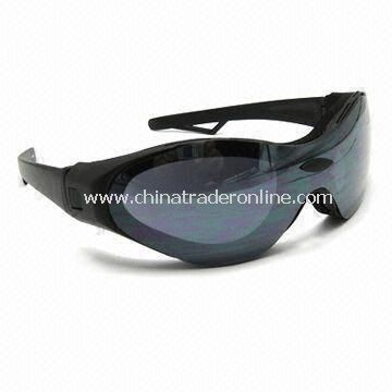 Safety Glasses, Made of Polycarbonate, with Anti-high Impact and Scratching Feature