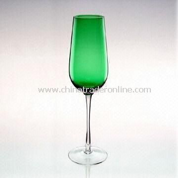 7.5oz Drinking Glass with a Ball-shaped Base Makes an Ideal Promotional Item