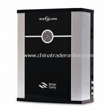 8-grade Filtration Technology Direct Drinking Water Purifier with Food Grade ABS Shell Material